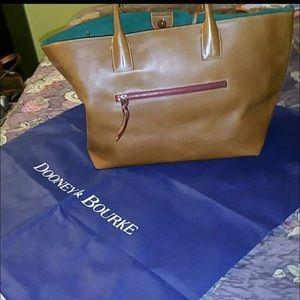 Dooney &  Bourke Medium Russel Bag